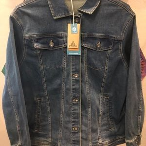 PrAna Detra Jean Jacket - Women's Vintage Denim